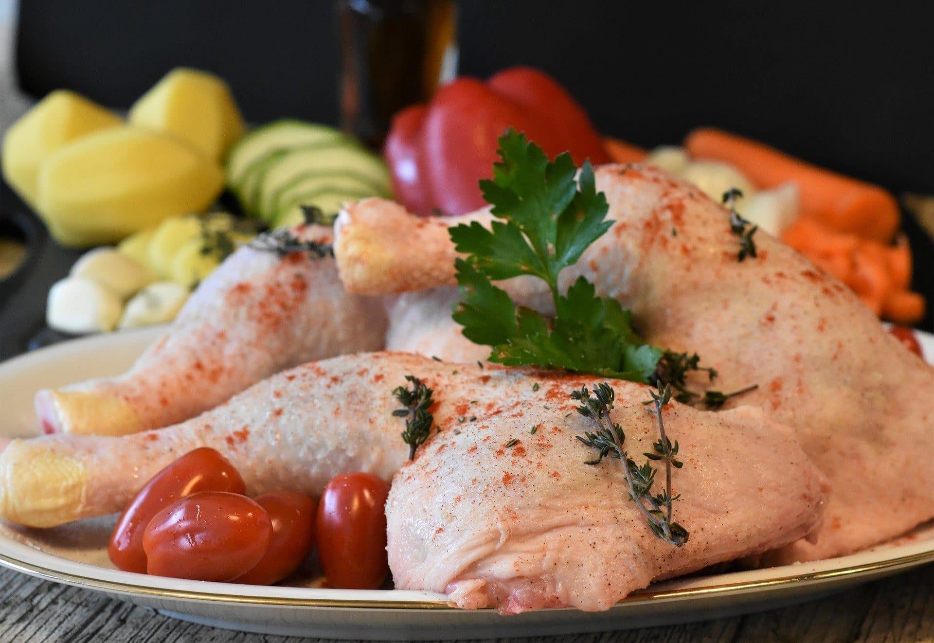 Comment désosser un poulet entier