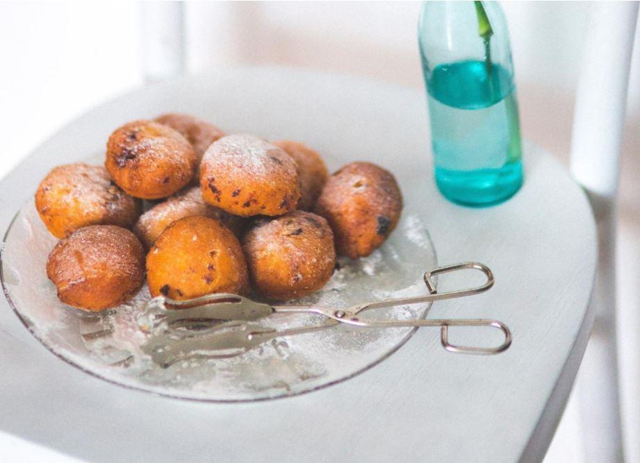 Image de Beignets aux pommes