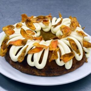 Photo de Gâteau aux carottes