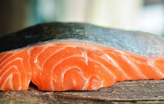 Photo de Filet de saumon